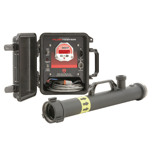 EB-500 Portable Flowmeter