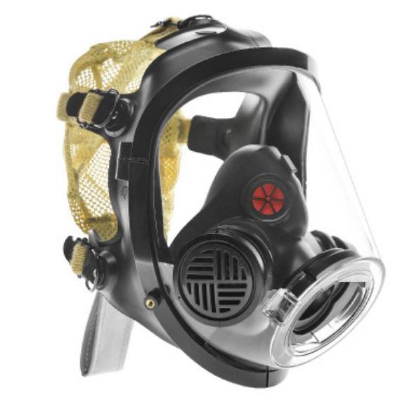 Scott Safety Av 3000 Ht Facepiece W Kevlar Head Harness