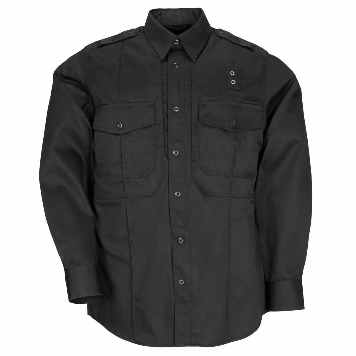 5 11 Men S L S B Class Pdu Twill Shirt