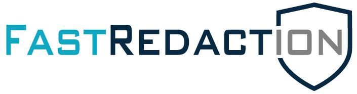 Fast Redaction Logo