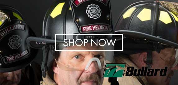 Bullard Fire Helmets and Bullard Retrak Helmet