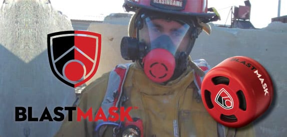 Blast Mask SCBA Trainer