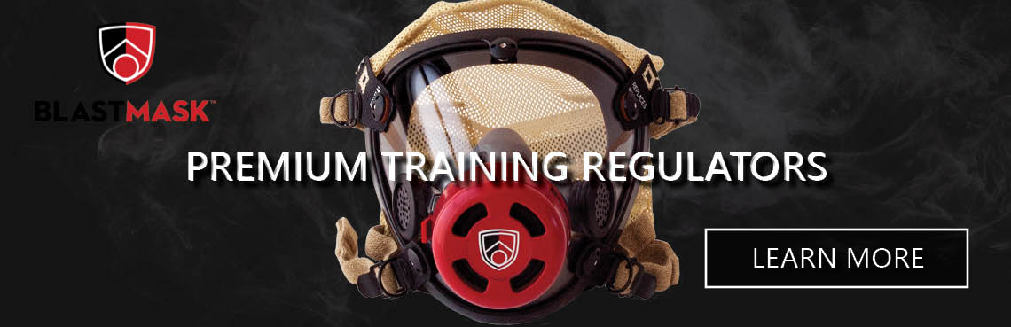 Blastmask Training Regulator