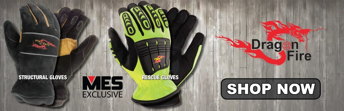 Dragonfire Gloves