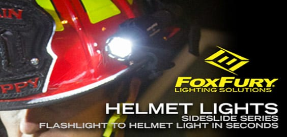 FoxFury Hemet Lights