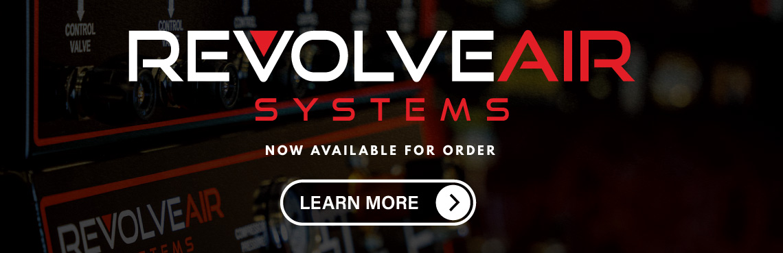 RevolveAir Systems Fill Stations and SCBA Compressors