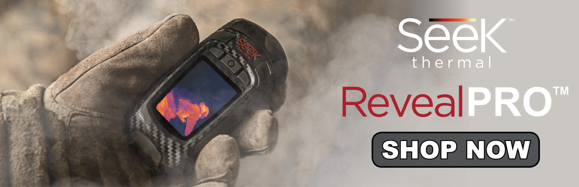 Seek Thermal Imaging Reveal Pro