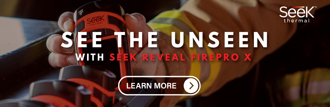 The New and Improved Seek Fire Pro X Thermal Imaging Camera