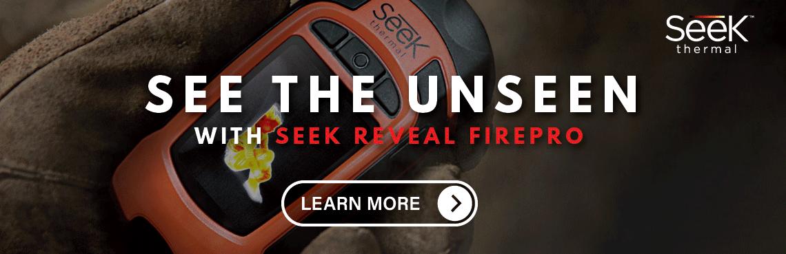 Seek Fire Pro Thermal Imaging Camera