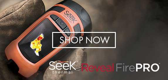 Seek Thermal Imagers - Seek Fire Pro