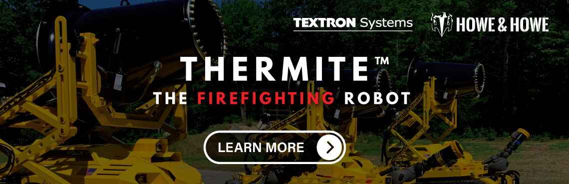 Thermite Firefighting Robot