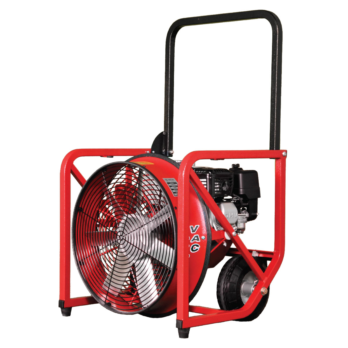 Gas Powered Ventilator : Gas powered